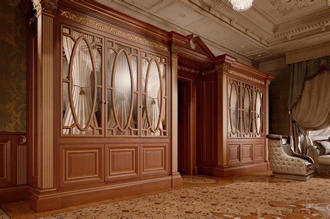da letto di lusso vista laterale zona armadi with da letto di lusso