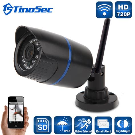wireless 720p home security abs plastics ip wifi
