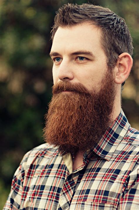 how to trim men pictures bearded man wearing plaid flannel beard pictures