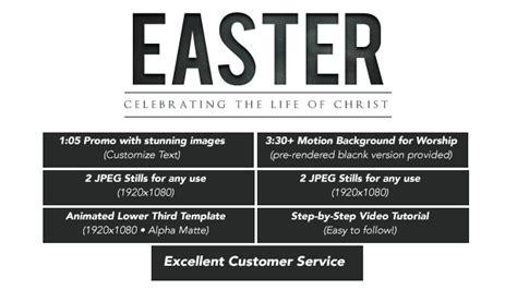 easter worship package 10604599 church jesus drama music