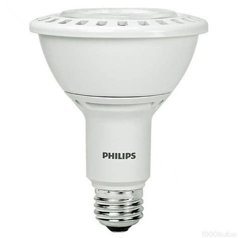 Lu Philips 12 Watt par30 neck led 3000k philips 430132