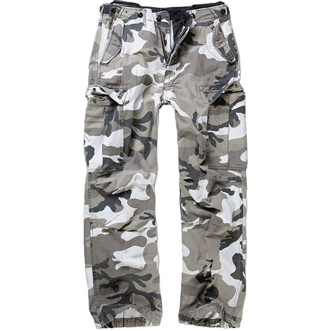Shimano Camo By And1 One brandit vintage mens paintball cargo trousers casual army