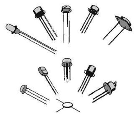 type transistor types of transistor
