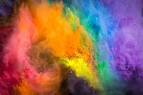 colorful powder wallpaper powdered paint hippie powder
