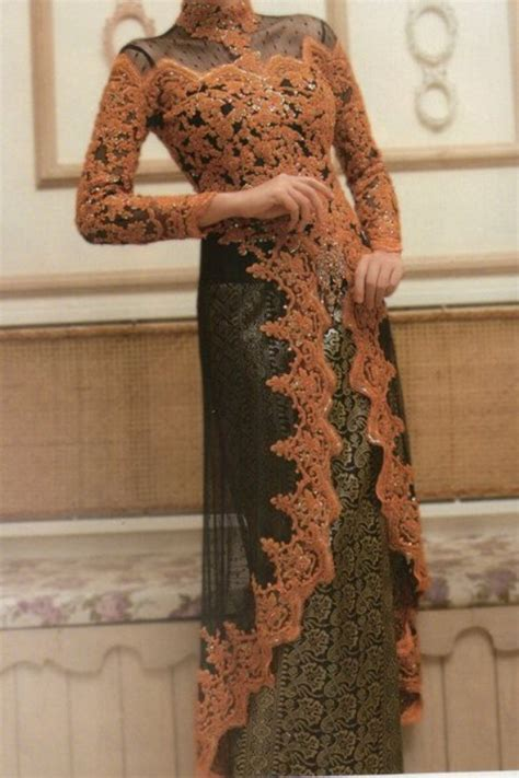 Tule 3d Terbaru Kain Kebaya 3d 1000 images about kebaya on models