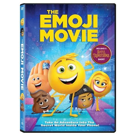 emoji film descriptions the emoji movie dvd target