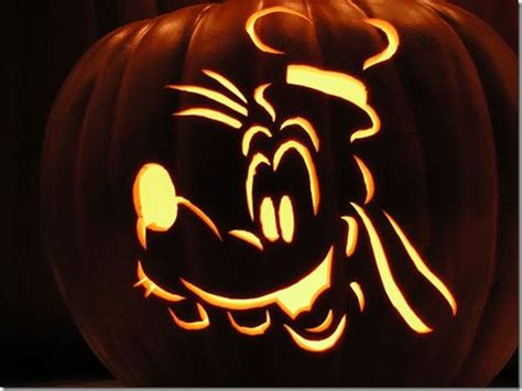 mickey mouse and friends pumpkin carvings disney