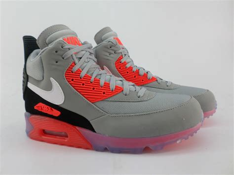 air max 90 sneaker boot nike air max 90 sneakerboot infrared the sole supplier