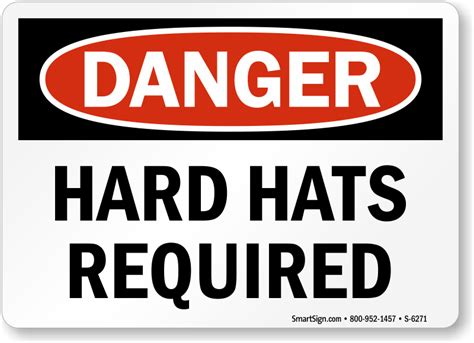 printable hard hat area sign hard hat area signs free shipping from mysafetysign