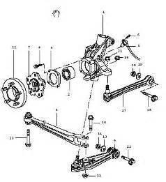 Porsche Boxster Suspension Parts Boxster With Bad Suspension Page 2 986 Forum For