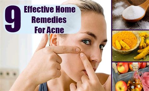 Effective Home Remedies For Acne by 9 Effective Home Remedies For Acne Treatments