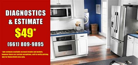 kitchen appliance service appliance repair bakersfield ca call us today quality