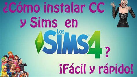 los sims 4 contenido personalizado semana 6 youtube los sims 4 191 c 211 mo instalar contenido personalizado