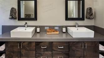 Yellow Grey White Bathroom » New Home Design