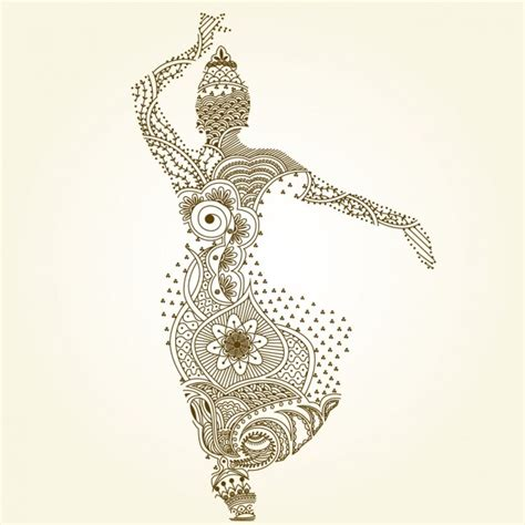 indian vectors photos and psd files free download indian dancing pose vector free download