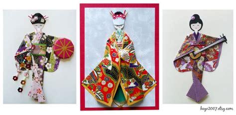 Origami Geisha - origami geisha bead happily after