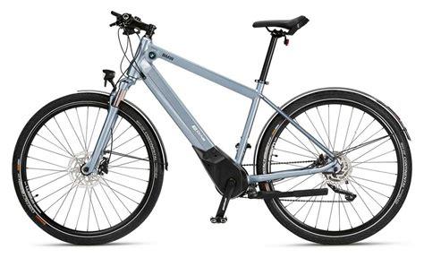 bmw presenta la nuova  bike activehybrid  ebikemag
