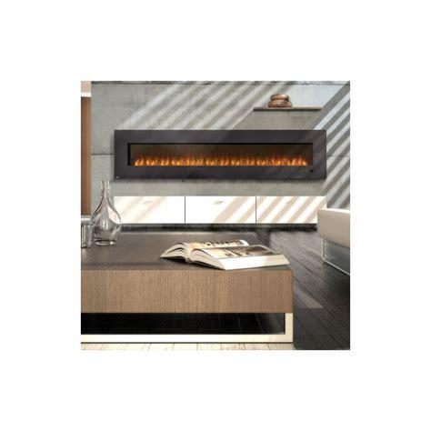 Decorative Electric Wall Heaters by Napoleon Efl100 Black 100 Inch Slimline Wall Mount