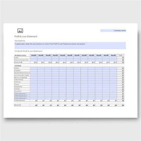 statement pdf spreadsheet profit excel profit and loss worksheet