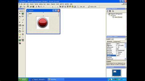 membuat game vb6 membuat game klik cepat dengan visual basic 6 0 sangat