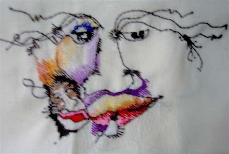 Lukisan Sulam Lukisan Kristik indokristik cross stitch seni lukis benang