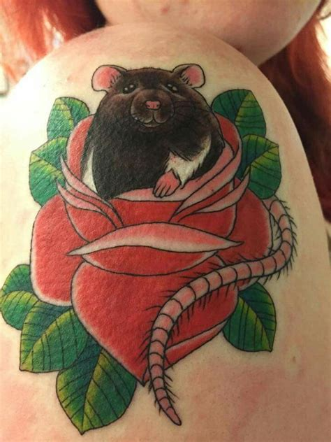 rat tattoo 17 best ideas about rat on rats pet