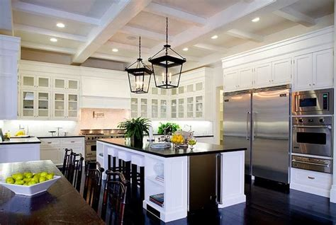 Ceiling In Kitchen by Fiorito Interior Design Things Are Looking Up Three