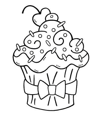 preschool coloring pages cupcakes top 25 free printable cupcake coloring pages online