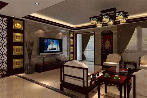 Oriental Bedroom Ideas chinese interior designing tv wall download 3d house
