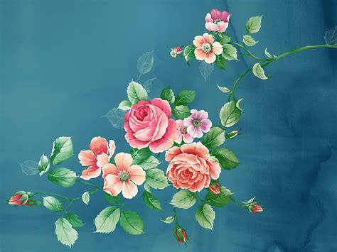 wallpaper flower art green flowers art 18 cool hd wallpaper hdflowerwallpaper com