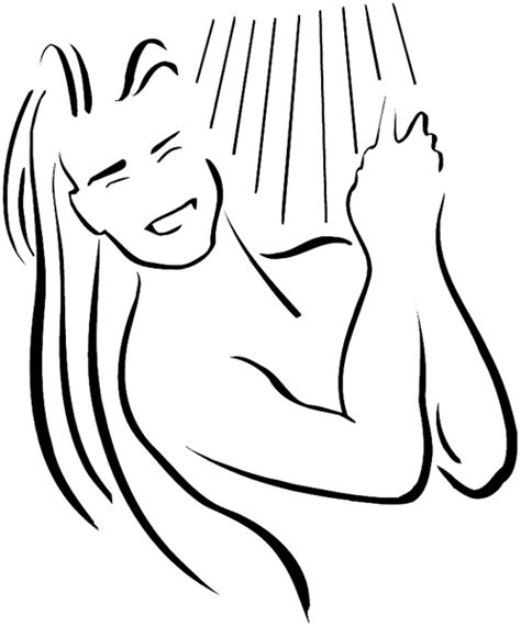 coloring pages personal hygiene hygien free colouring pages