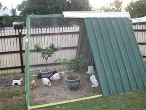 Cheap Rabbit Hutch Chicken Coop Projects The Owner Builder Network
