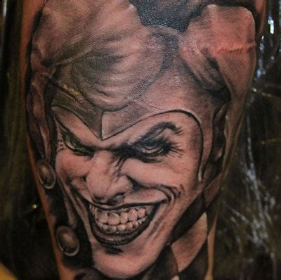 tattoo joker significato top 10 joker tattoo designs jester tattoo tattoo and