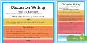 Discuss Essay Structure by Writing Displays And Posters Primary Resources Page 6