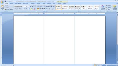 bi fold brochure template word bi fold brochure template word