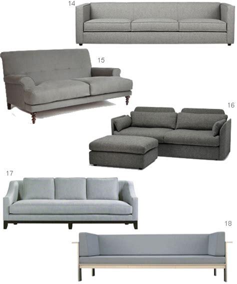 Sofa Design Ideas: light modern gray sofa for couches sale
