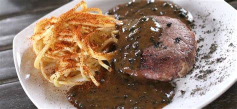100 Ml Black Pepper Essential Minyak Lada Hitam tenderloin steak with black pepper sauce franz deli
