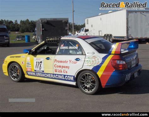 Subaru Rally Cars For Sale by Subaru Sti 2004 Rally Cars For Sale At Raced Rallied