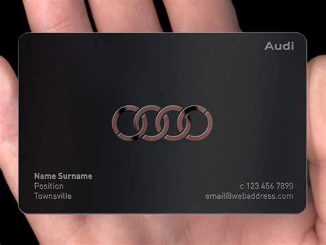 metal business cards printing in dubai luxury business cards premium business cards