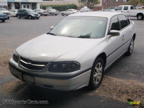 impala silver 2001 chevrolet impala in galaxy silver metallic 326052
