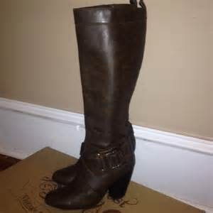 jcpenney shoes size 8 brown boots