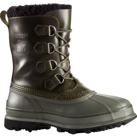 How Much Is On My Caribou Gift Card - sorel caribou wool boot men s backcountry com