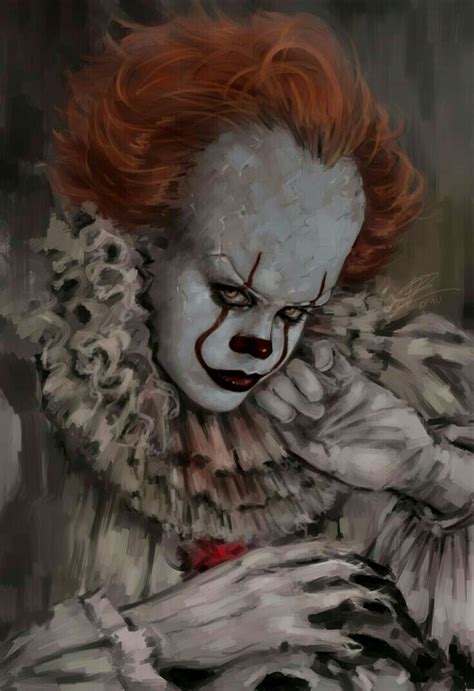 Horor It pennywise the clown m 225 s guapo aqu 237 pennywise