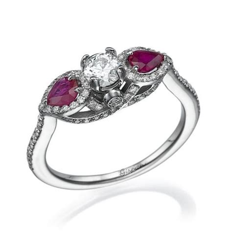 ruby engagement ring engagement ring antique ring