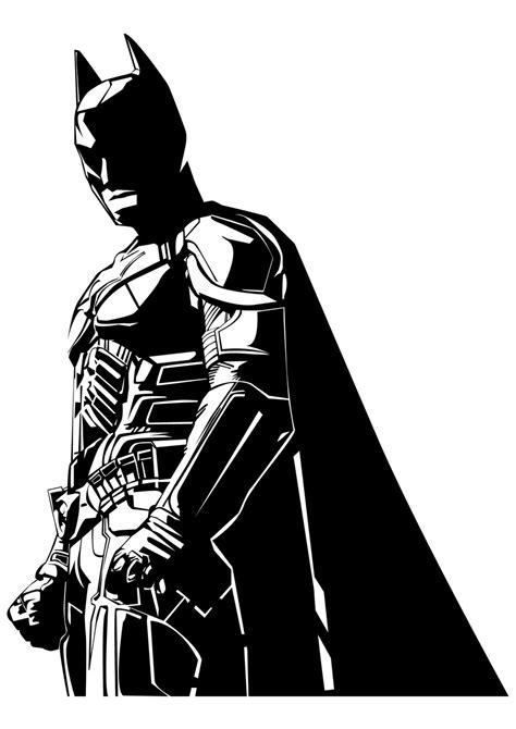 batman white batman black and white pictures to pin on