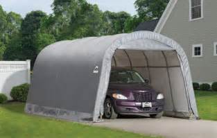 Shelter Garage In A Box by Garage In A Box Autoshelter Creative Shelters
