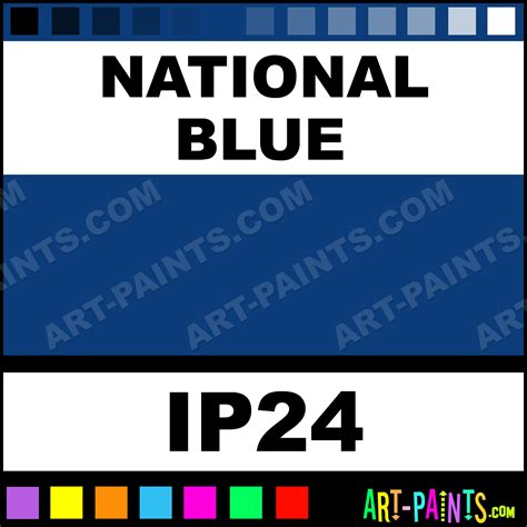 national blue industrial metal and metallic paints ip24 national blue paint national blue