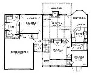country one story house plans one story country house plans smalltowndjs com