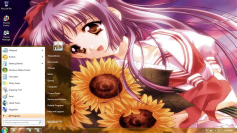 anime girls 24 windows 7 theme by windowsthemes on deviantart anime girls 5 windows 7 theme by windowsthemes on deviantart