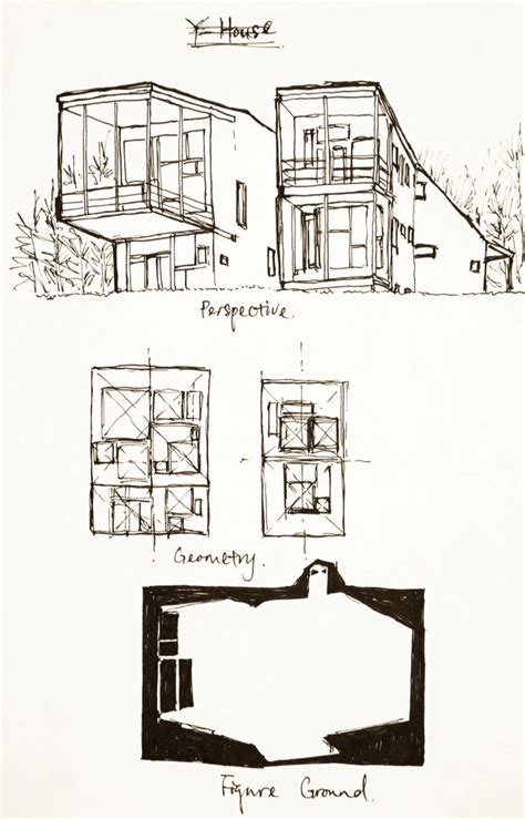 1000 Images About House Y Steven Holl On Pinterest Y House Steven Holl Floor Plans